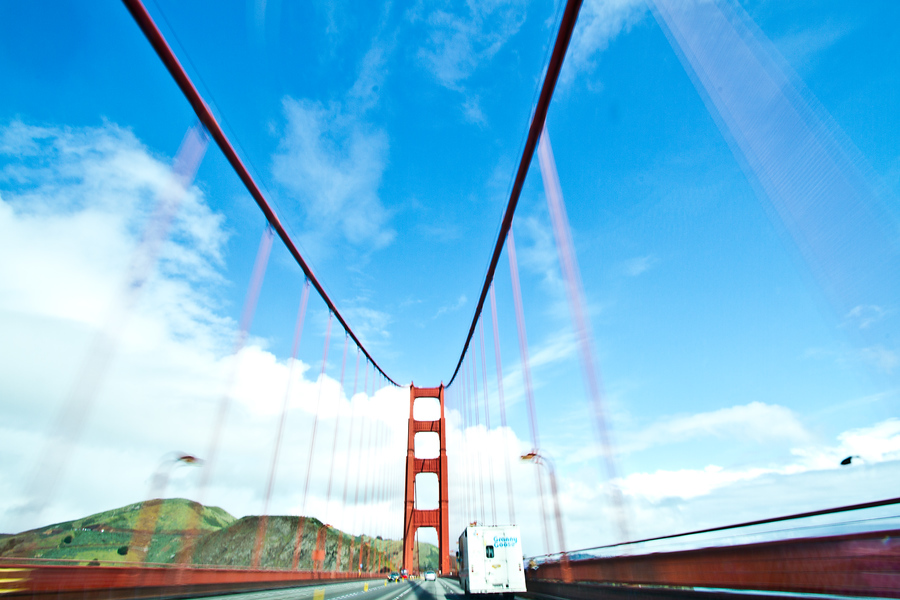 On Our Way | Spring 2011 | San Fransico, CA