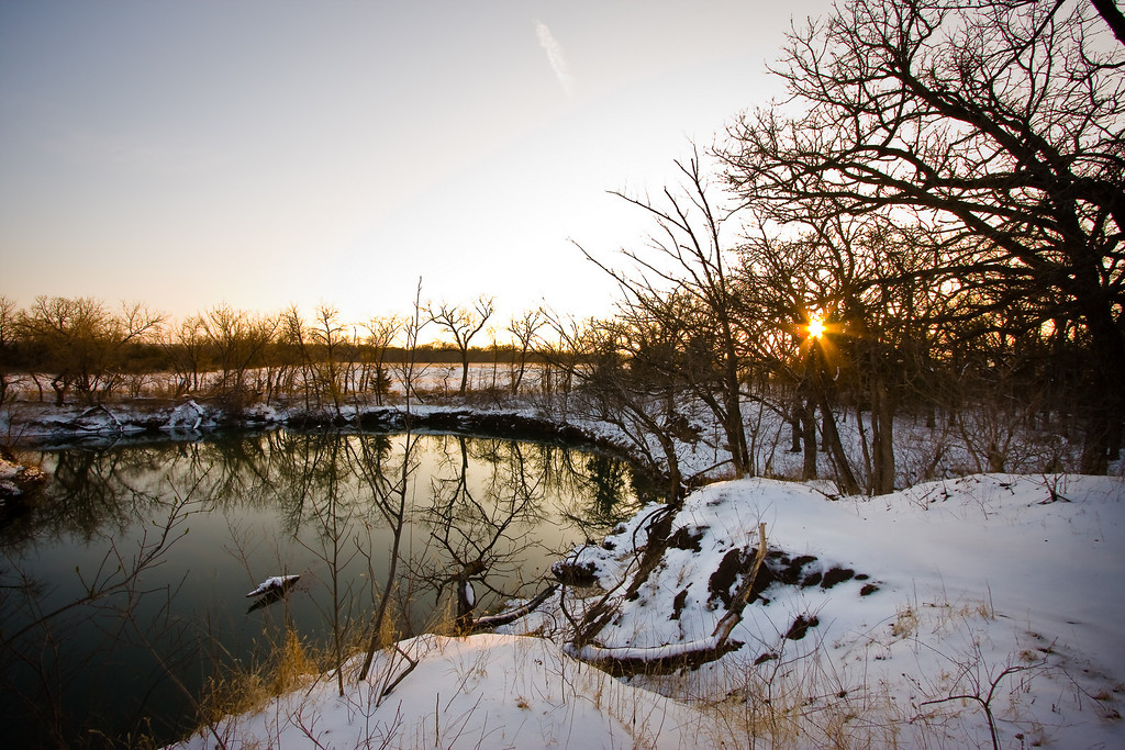 Pillsbury Crossing | Winter 2009 | Manhattan, KS